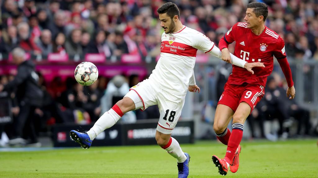 Ozan Kabak wird sowohl vom FC Bayern als auch vom AC Milan umworben