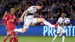 Zlatan Ibrahimovic ist der Top-Verdiener der MLS