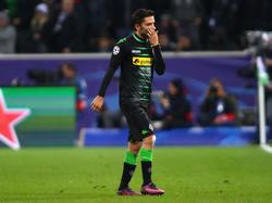 Julian Korb flog beim 1:1-Unentschieden in der Champions-League mit Rot vom Platz