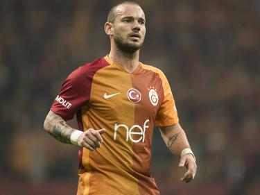 Wesley Sneijder ließ Galatasaray jubeln