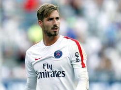 Kevin Trapp könnte Paris Saint-Germain im Winter verlassen