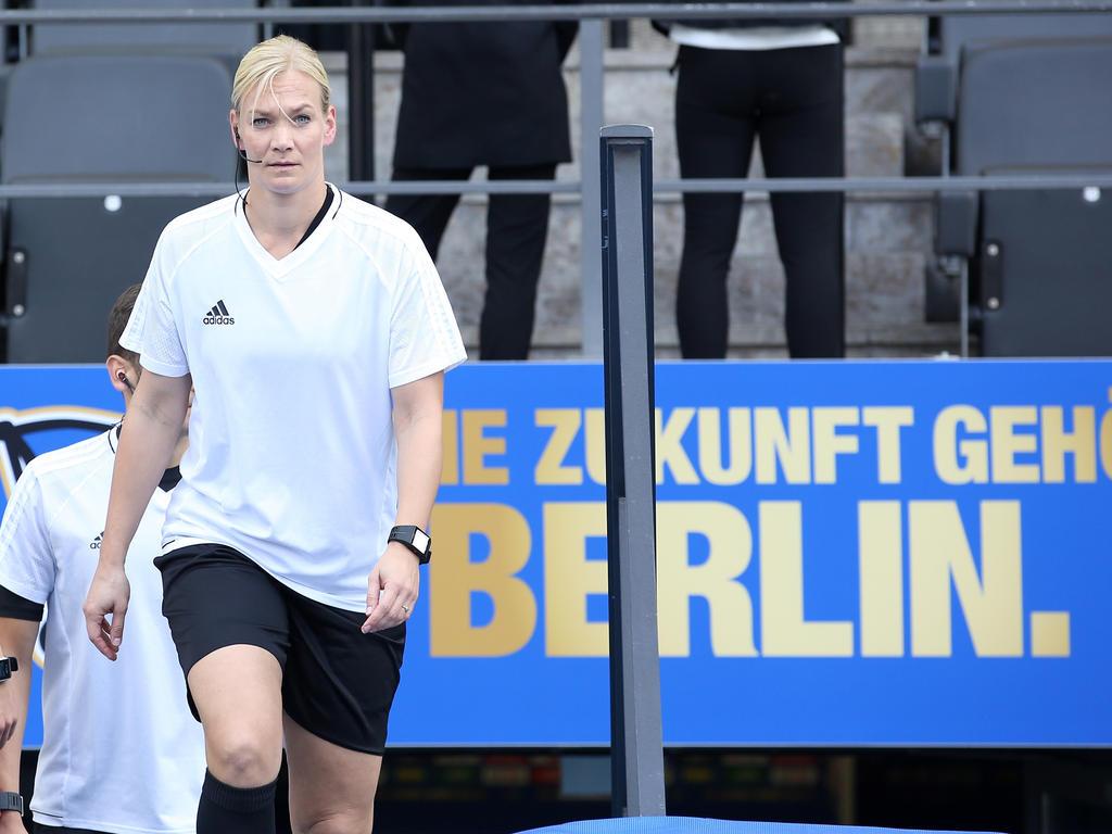 Erste Schiedsrichterin im Oberhaus: Bibiana Steinhaus