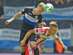 Brian Behrendt hat seinen Vertrag in Bielefeld verlängert