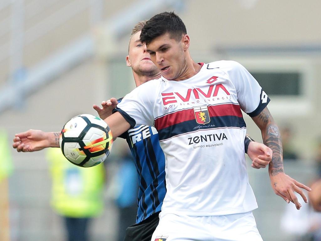 Pietro Pellegri wechselt von Genua nach Monaco