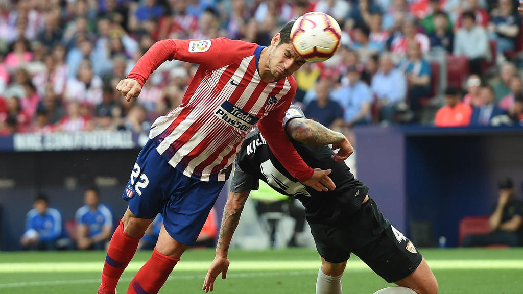 Álvaro Morata wechselt zu Atlético