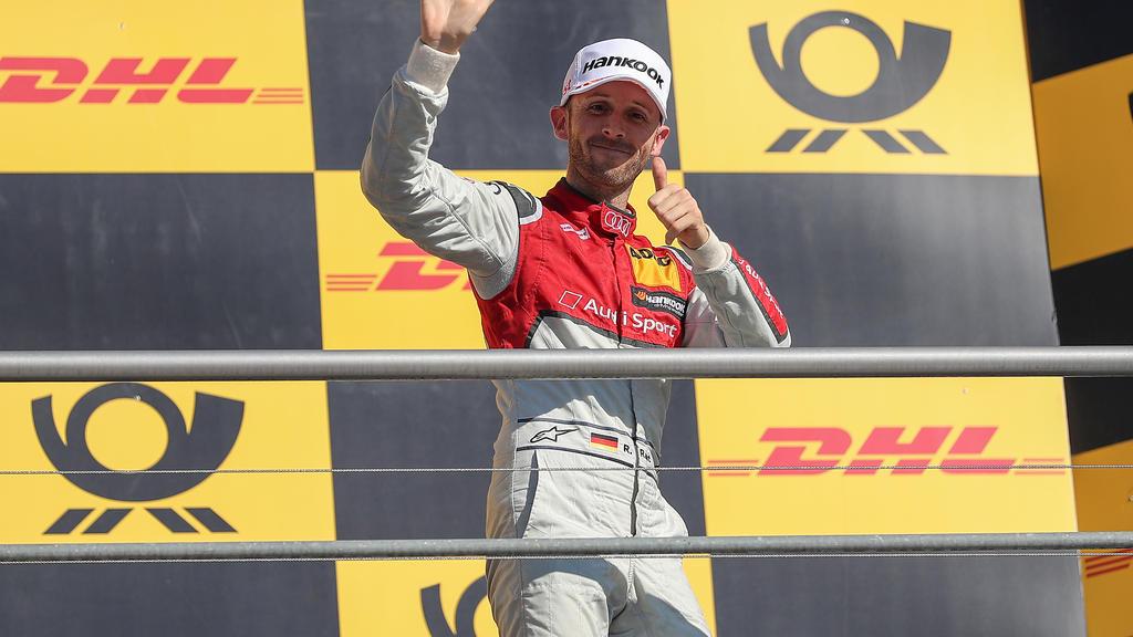 Rene Rast ist DTM-Champion