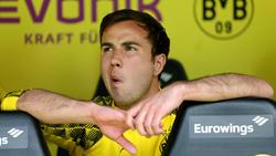 Mario Götze ist beim BVB nur noch Edel-Reservist