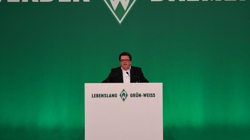 Werder Bremen hatte sich als erster Klub gegen die Polizeikostenbescheide gewehrt