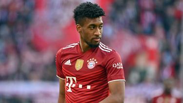 Die Zukunft von Kingsley Coman beim FC Bayern ist ungewiss