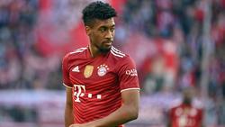 Kingsley Coman steht beim FC Bayern noch bis 2023 unter Vertrag