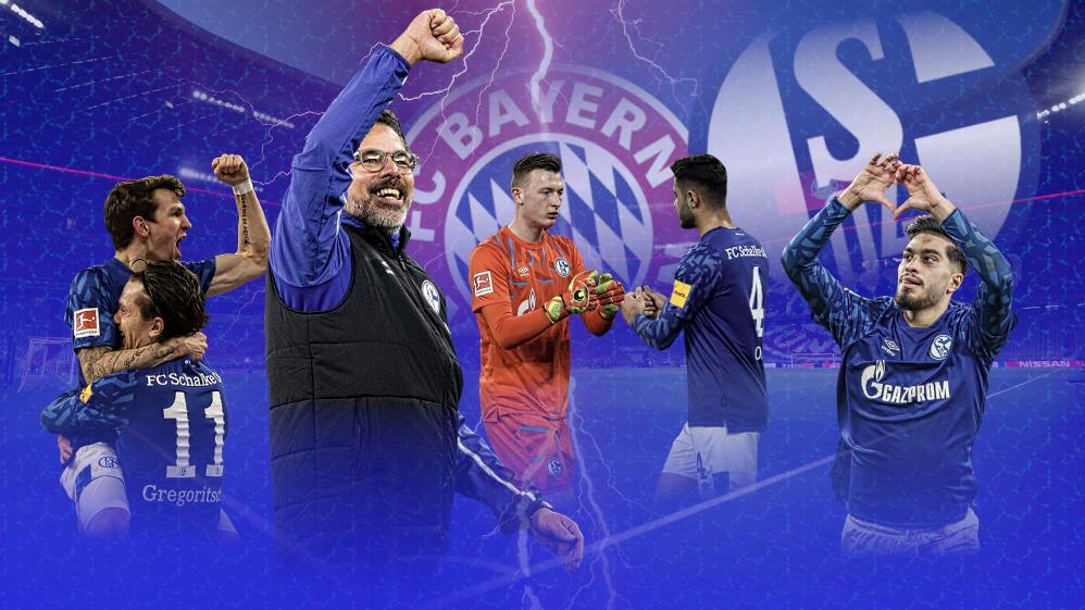 Schlägt der FC Schalke 04 den FC Bayern?