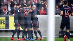 Der FC Bayern ist bereit für das Top-Spiel gegen RB Leipzig