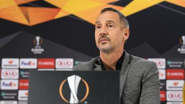 Eintracht Frankfurt spielt in der Europa League vor Fans