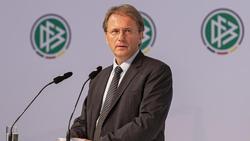 Soll den DFB in der Schweiz beim Sommermärchen-Prozess vertreten: Chefjustiziar Jörg Englisch
