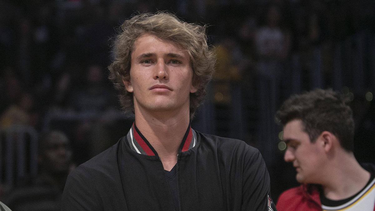 Zverev will schon bald wieder Tennis spielen