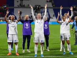 El Lyon vuelve a proclamarse campeón.