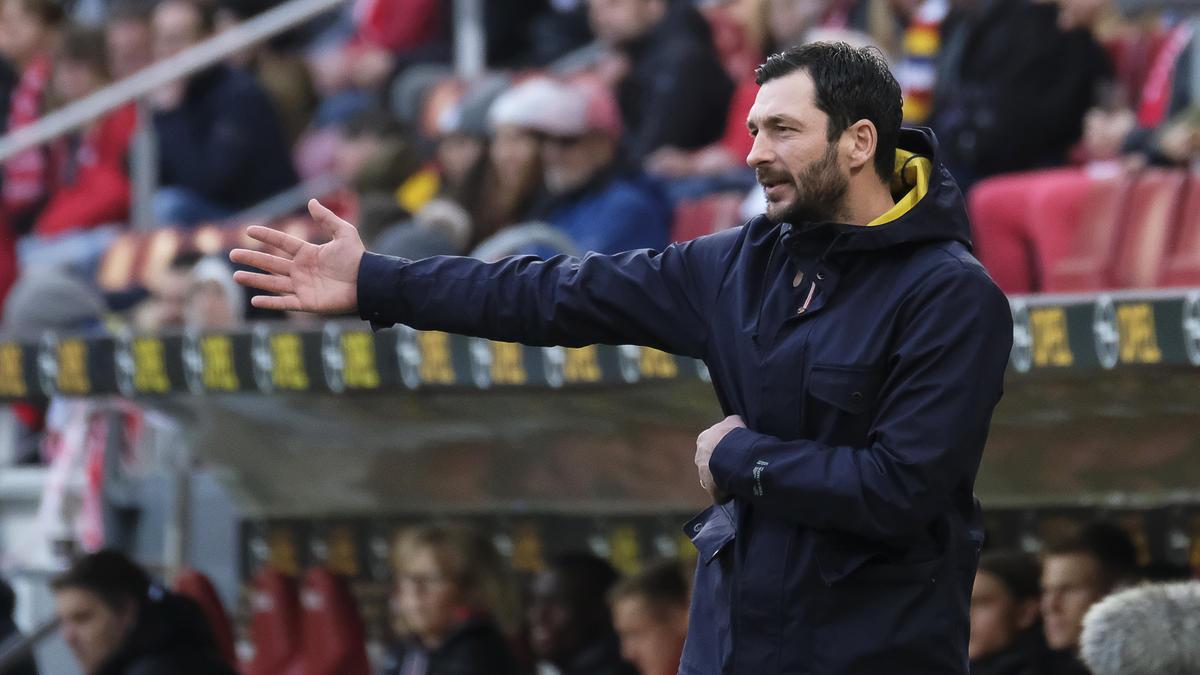 Sieht die Geisterspiele nach dem Re-Start als Chance für den Fußball: Sandro Schwarz, ehemaliger Trainer vom FSV Mainz 05