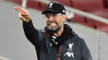 Teammanager Jürgen Klopp hat die Stars des FC Liverpool kritisiert