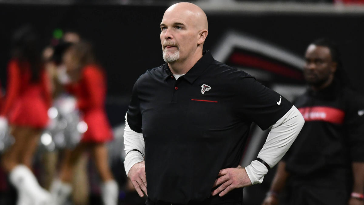 Dan Quinn wurde als Coach der Atlanta Falcons entlassen