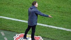 BVB-Trainer Edin Terzic ärgerte sich über den nächsten Rückschlag