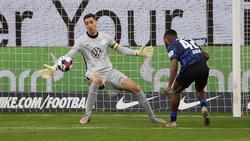 Hielt auch gegen Hertha sein Tor sauber: Wolfsburg-Keeper Koen Casteels