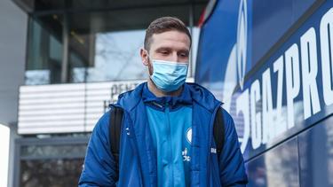 Shkodran Mustafi glaubt noch an den Klassenerhalt des FC Schalke 04