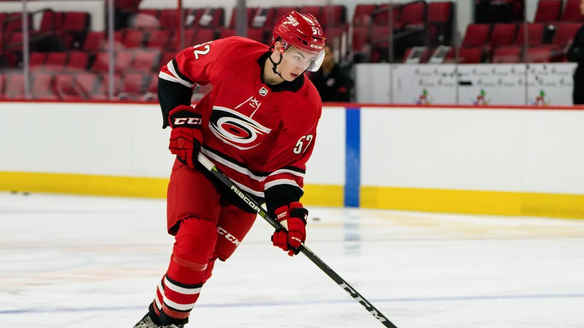 Luke Henman spielt ab der kommenden Saison für das neue NHL-Franchise Seattle Kraken