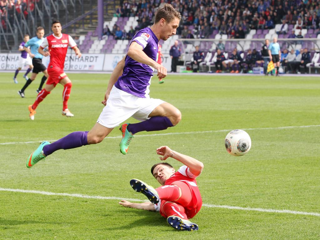 Kommt als Torschützenkönig nach Nürnberg: Jakub Sylvestr