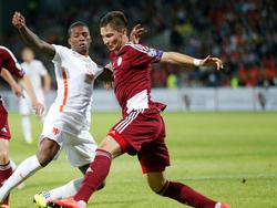Der lettische Teamspieler Vitālijs Maksimenko kommt nach Mattersburg