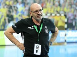 Oldenburg-Coach Leszek Krowicki