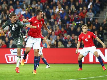 Noruega está ahora mismo penúltima en el grupo de clasificación. (Foto: Getty)