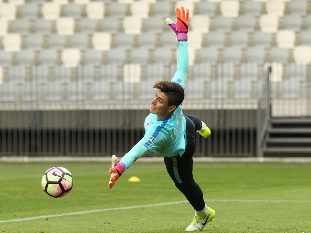 Berke Özer gehört zu den größten Fußball-Talenten der Türkei (Bildquelle: Instagram)