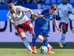 VfL Bochum und 1. FC Nürnberg teilen die Punkte