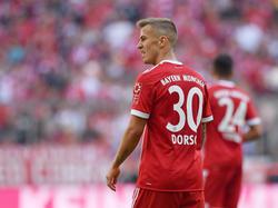 Niklas Dorsch wird den FC Bayern verlassen