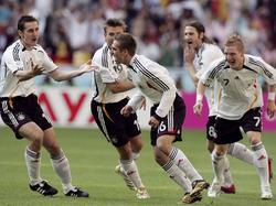 Deutschland feierte im WM-Eröffnungsspiel 2006 ein 4:2 gegen Costa Rica