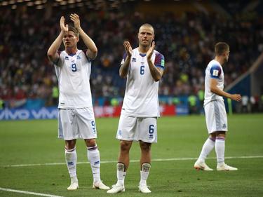 Islands Nationalspieler müssen sich aus Russland verabschieden