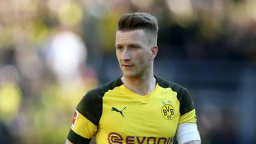 Marco Reus bereist mit Borussia Dortmund die USA