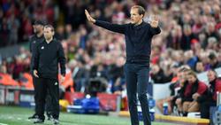 Thomas Tuchel kann sich den PSG-Auftritt in Liverpool nicht erklären