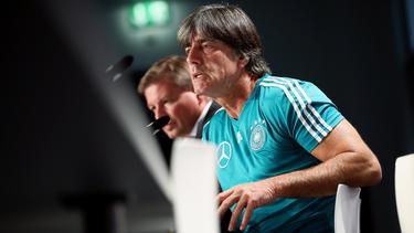 Joachim Löw hat abermals zum WM-Debakel Stellung bezogen