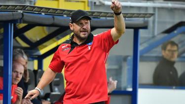 Steffen Baumgart und der SC Paderborn stehen im Pokal-Achtelfinale