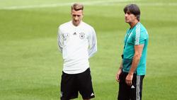 Der Einsatz von Marco Reus gegen die Niederlande ist fraglich