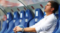 Ralf Becker musste beim HSV in den ersten Wochen viel Gegenwind aushalten
