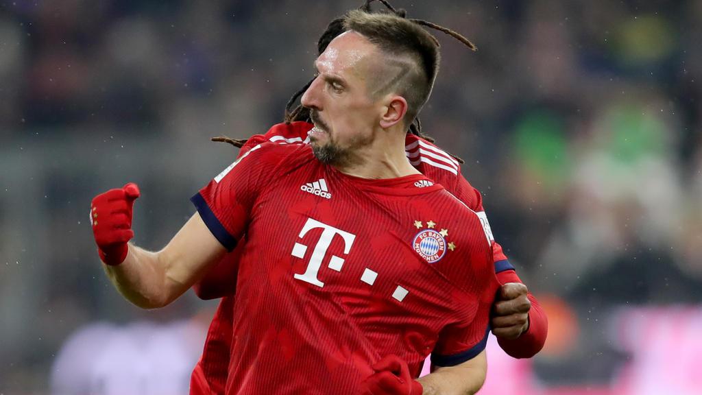 Verlässt Franck Ribéry den FC Bayern schon im Winter?