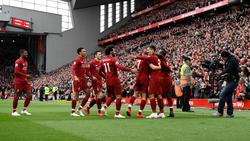 FC Liverpool nach Sieg gegen Tottenham wieder Tabellenführer