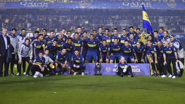 Boca levantó la Supercopa argentina hace unos días. (Foto: Getty)