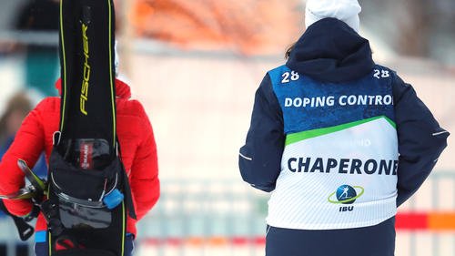 Auch Biathlon soll in die Doping-Affäre verwickelt sein