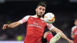 Sead Kolasinac spielt seit 2017 für den FC Arsenal