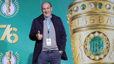 Jörg Schmadtke sucht immer neue Talente für den VfL Wolfsburg