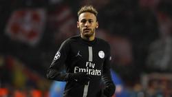 Neymar wird mit einem Wechsel zum FC Barcelona in Verbindung gebracht