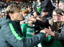 Werder-Kapitän Clemens Fritz beendet seine Karriere im Sommer